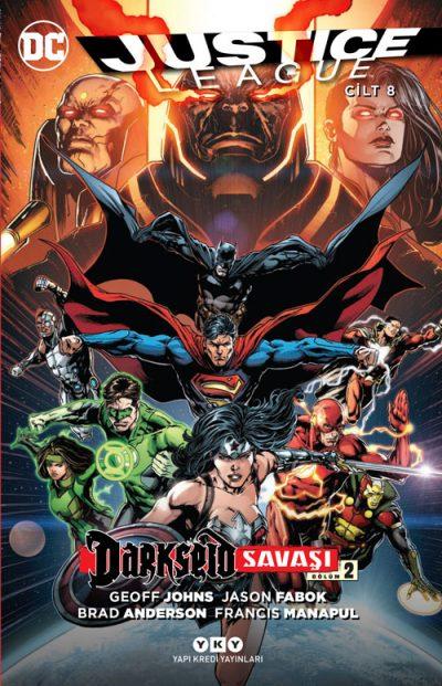 Justice League 8 – Darkseid Savaşı Bölüm 2