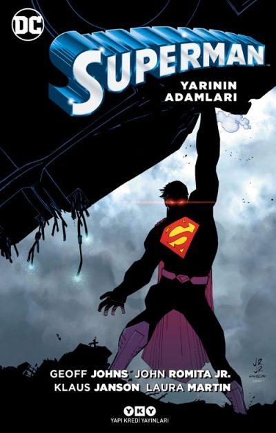 Superman Yarının Adamları