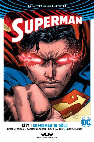 Superman Cilt: 1 – Superman'in Oğlu