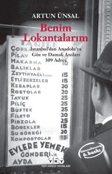 Benim Lokantalarım – İstanbul'dan Anadolu'ya Göz ve Damak Anıları 309 Adres