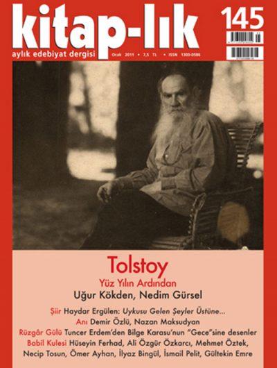 Tolstoy – Yüz Yılın Ardından