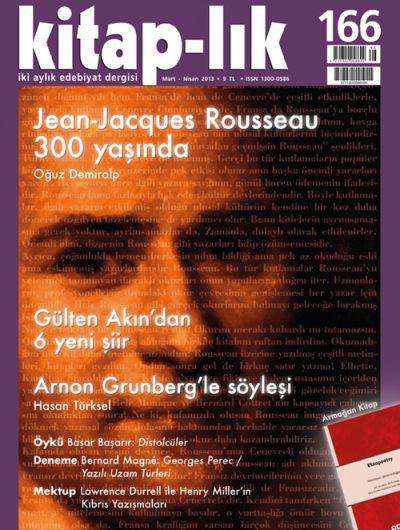 Oğuz Demiralp – Jean-Jacques Rousseau 300 yaşında