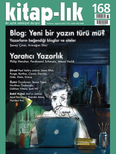 Blog: Yeni bir yazın türü mü?