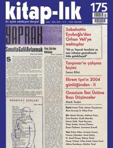 Sabahattin Eyuboğlu'dan Orhan Veli'ye Mektuplar