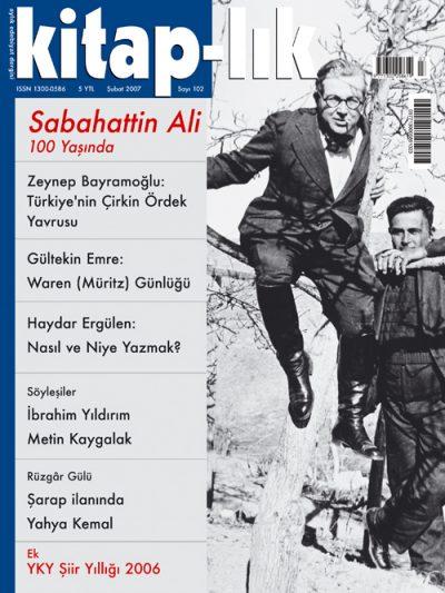 Sabahattin Ali 100 Yaşında