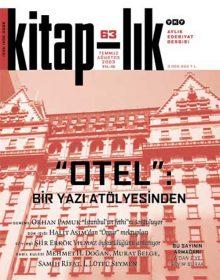"""""""Otel"""": Bir Yazı Atölyesinden"""