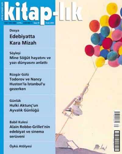 Edebiyatta Kara Mizah