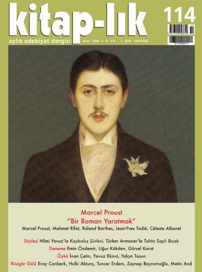 Marcel Proust – Bir Roman Yaratmak