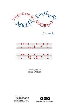Müzik Yazıları – Bir Seçki