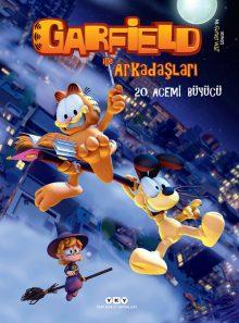 Garfield ile Arkadaşları 20 – Acemi Büyücü