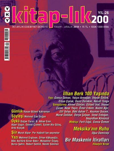 İlhan Berk 100 Yaşında