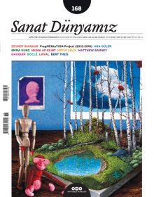 Sanat Dünyamız 45. Yayın Yılına Girdi