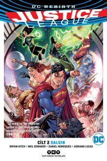 Justice League Cilt 2 – Salgın