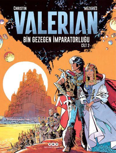 Valerian Cilt 2 – Bin Gezegen İmparatorluğu