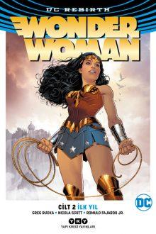 Wonder Woman Cilt 2: İlk Yıl (Rebirth)