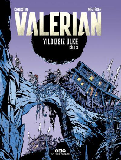 Valerian Cilt 3 – Yıldızsız Ülke