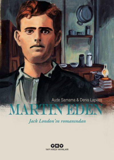 Martin Eden – Jack London'ın Romanından (Karton Kapak)