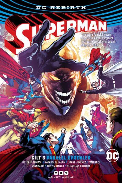 Superman Cilt: 3 – Paralel Evrenler