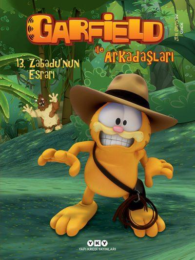 Garfield ile Arkadaşları 13 – Zabadu'nun Esrarı