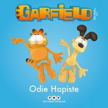 Garfield 3 – Odie Hapiste