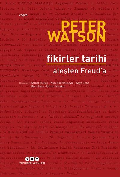 Fikirler Tarihi – Ateşten Freud'a