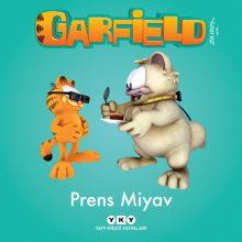 Garfield 8 – Prens Miyav