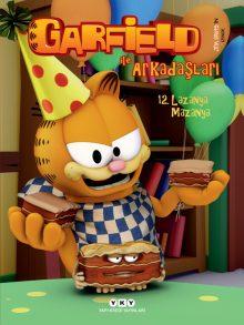 Garfield ile Arkadaşları 12 – Lazanya Mazanya