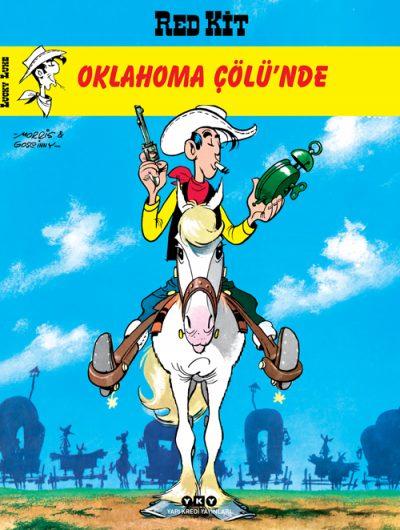 Oklahoma Çölü'nde – Red Kit 18