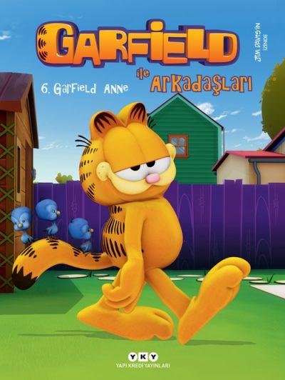 Garfield ile Arkadaşları 6 – Garfield Anne