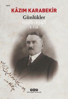 Günlükler (1906-1948) – Kâzım Karabekir (kutulu 2 cilt)