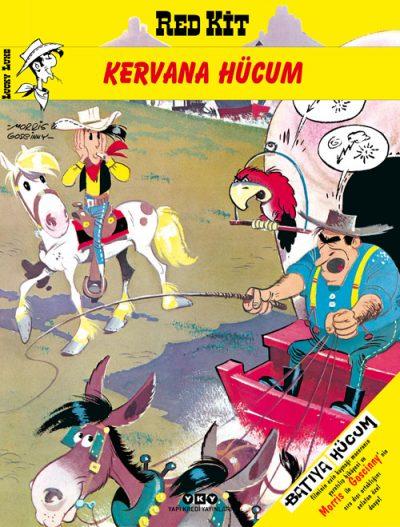 Kervana Hücum – Red Kit 13