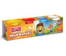 Lets L8340 – 4 Renk Oyun Hamuru