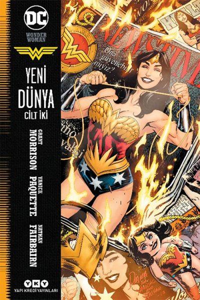 Wonder Woman – Cilt 2 Yeni Dünya