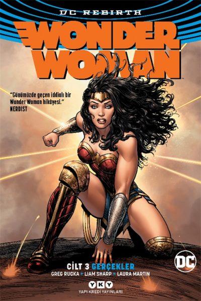 Wonder Woman Cilt: 3 Gerçekler (Rebirth)