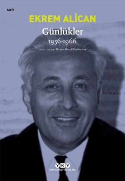 Günlükler (1956-1966) Ekrem Alican