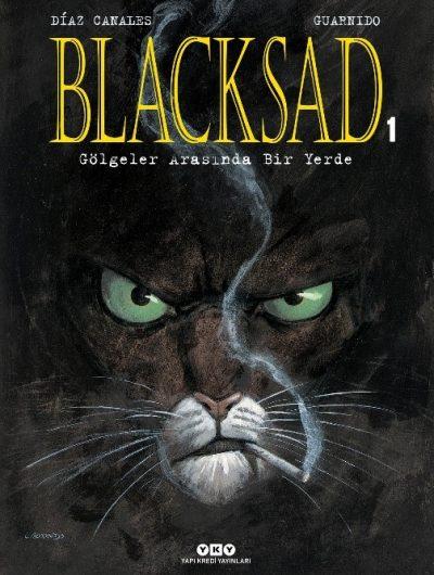 Blacksad 1. Cilt – Gölgeler Arasında Bir Yerde (Karton Kapak)